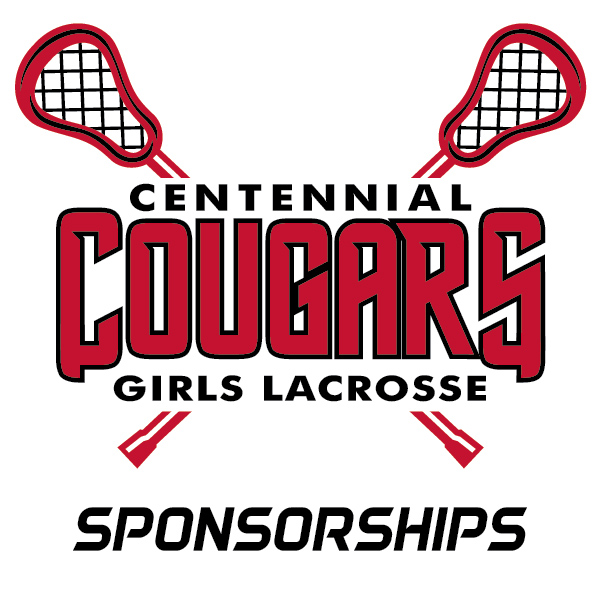 Centennial Girls Lacrosse Sponsorship
