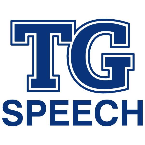 Totino-Grace Speech